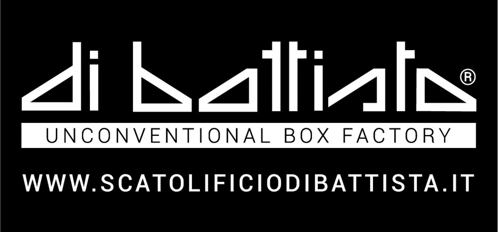 Logo DI BATTISTA UNCONVENTIONAL BOX FACTORY
